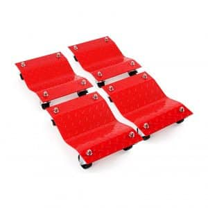 Red Hound Auto Car Wheel Dolly