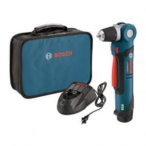 Bosch PS11-102 Volt Lithium Ion Max 3/8-inch Right Angle Drill