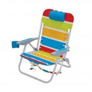 RIO Beach Backpack Folding Beach Chair