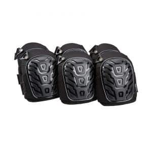 AmazonBasics 6-Pair Professional Gel Cushion Knee Pads