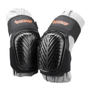VUINO Heavy Duty EVA Foam Padding Knee Pads