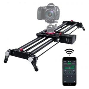 ASHANKS Motorized Camera Slider