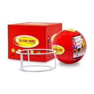 Elide Fire New Version Fire Extinguisher Ball