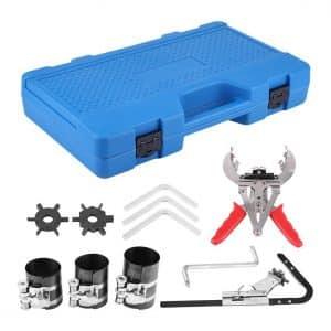 Qiilu Piston Ring Compressor Kit