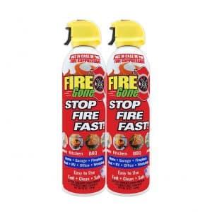 Fire Gone 2NBFG2704 Fire Extinguisher Ball