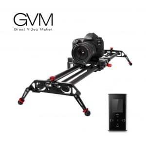 GVM Camera Slider