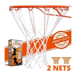 BETTERLINE Premium Quality All-Weather Basketball Hoop