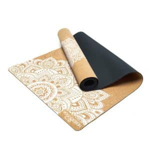 Yoga Design Lab Cork Yoga Mat