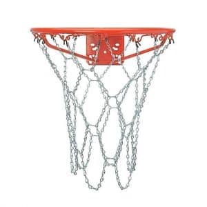 Crown Sporting Goods Outdoor Galvanized Steel Basketball Hoop