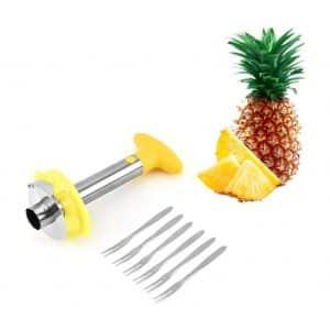 SLKIJDHFB Pineapple Slicer
