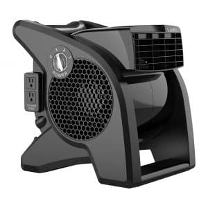 Lasko High-Velocity Pro Performance Exhausting and Drying Misting Fan