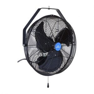iLIVING 18 Inches Wall Mount Outdoor Fan