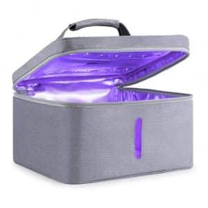 TookMag UV Light Sanitizer Bag