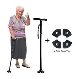 AIWAYING Folding Cane