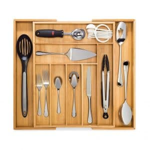 Dynamic Gear Utensil Organizer