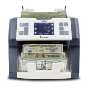 Kolibri Domino Bank Grade Professional Mixed Denomination Money Counting Machine
