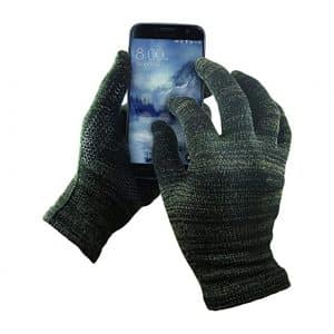 GliderGloves Copper Infused Touchscreen Gloves