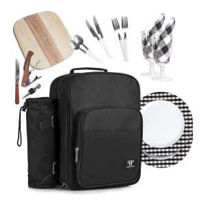 Plush Picnic Backpack