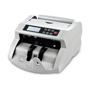 DOMENS Bill Counter UV/MG Detection Money Counter Cash Counting Machine