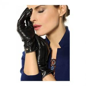 ELMA Women's Classic Touchscreen Winter Gloves