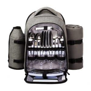 Hap Tim Waterproof Picnic Backpack