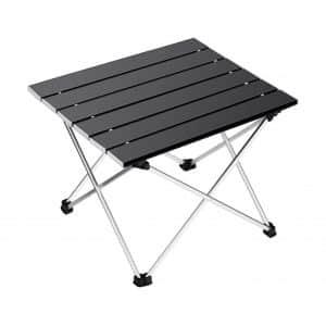 Ledeak Portable Camping Table Small Ultra-light Folding Table
