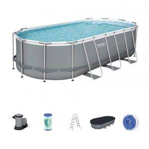Bestway Power Steel Swimming Pool