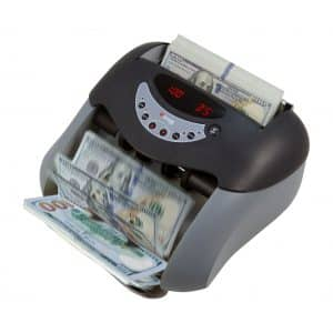 Cassida Tiger UV Digital Bill Counter with ULTRAVIOLET Counterfeit Detection