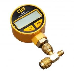 CPS VG200: Vacuum Gauge w/Digital LCD Display