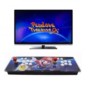 HAAMIIQII Treasure 9s Pandora Arcade Game Console