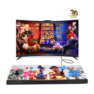 XFUNY Arcade Game Console 1080P 3D & 2D Games