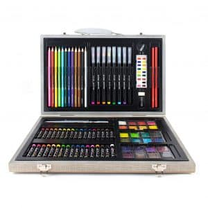 Art 101 Watercolor 88 Piece Art Set