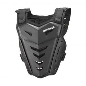 Motoker Adult Motorcycle Armor Vest Motorcycle