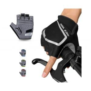 NICEWIN Motorcycle Padded Gloves