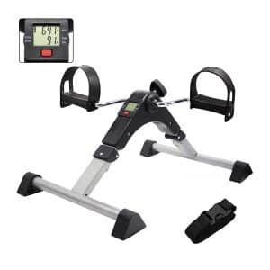 Hausse Mini Folding Exercise Bike