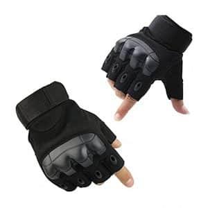 Half Finger Motorcycle Gloves