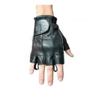 Deersoft Gel-Padded Fingerless Gloves