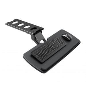 HUANUO 360 Adjustable Ergonomic Keyboard Tray