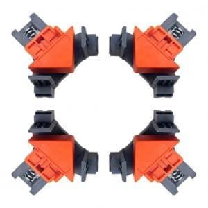 Seastar right angle clamp