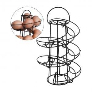YYDS Rotating Spiral Egg Holder