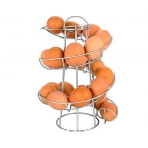 Egg Skelter Modern Dispenser Rack