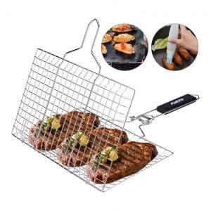 ACMETOP Portable Grilling Basket
