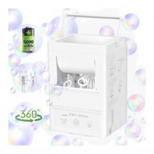 Windrio Bubble Machine