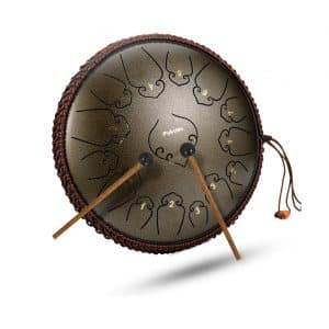 Rakumi Steel Tongue Drum