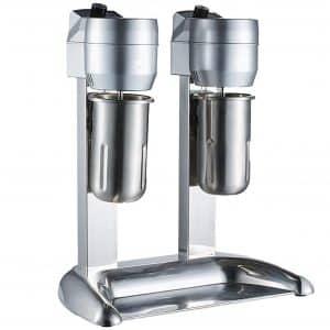 Dual Head Electric Milkshake Machines