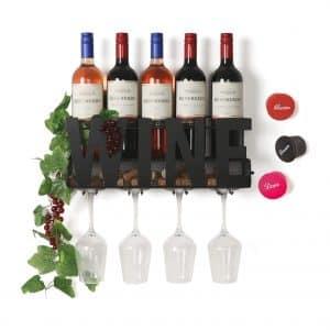 SODUKU Wine Cork Storage Rack