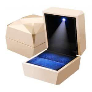 CHRUNONE Ring Box