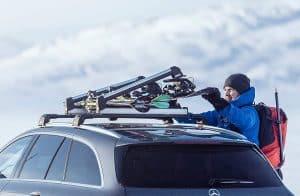 Snowboard Roof Racks