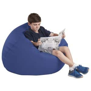 "FDP SoftScape Classic 35"" Junior Bean Bag Chair"