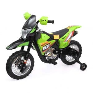 TOBBI Kids' Dirt Bike- Battery Powered